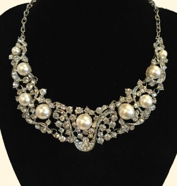 J0149 Glitz & Glam Set Necklace