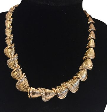 J0187 radiance set necklace