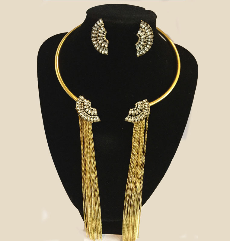 J0192 Savvy Set Necklace