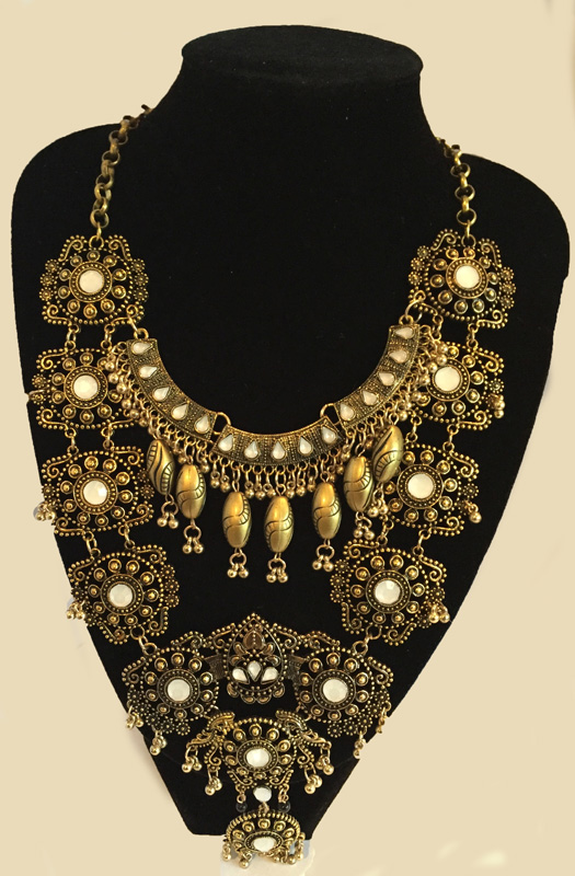 J0194 Artsian Necklace Set